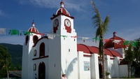 St Maria Church Huatulco
