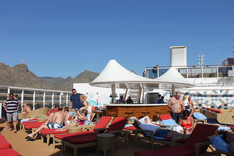 NCL Haven private adult area