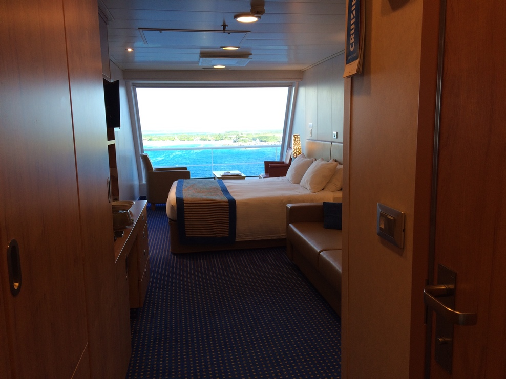 Carnival Conquest Best Balcony Rooms