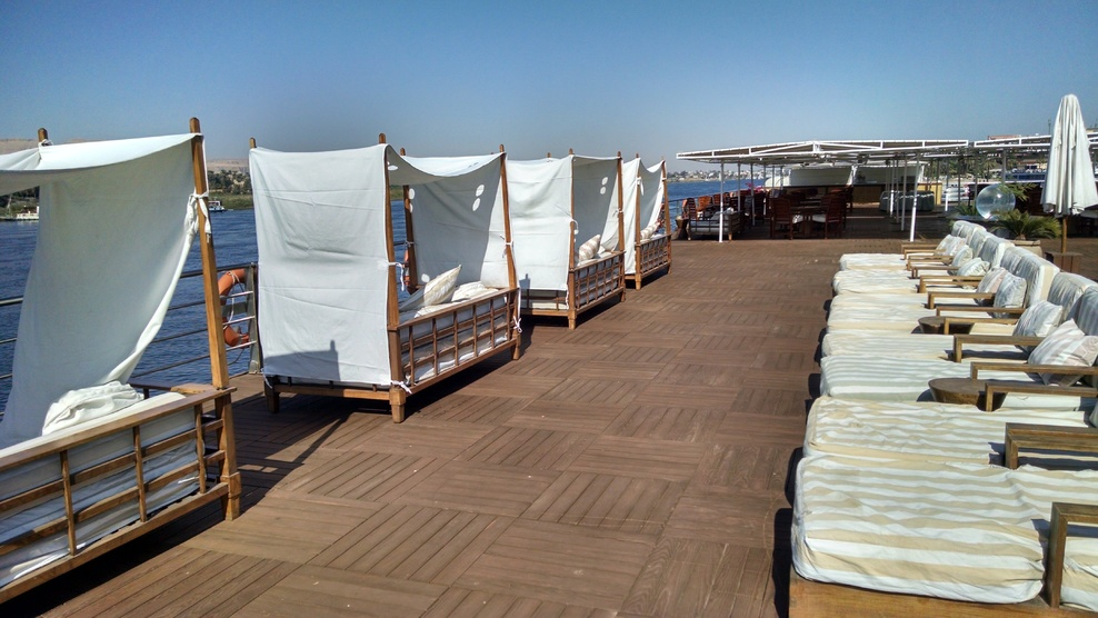 Uniworlds Tosca Egypt Nile Cruise Is A Winner River Tosca - Uniworld reviews