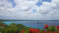 Lifou - view from church