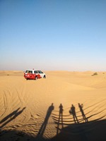 Great Dune Dinner Safari by Arabian Adventures