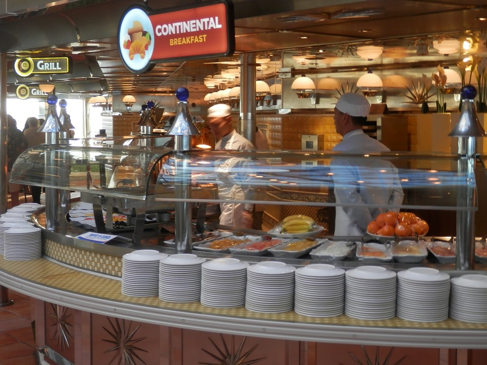 Best Food Carnival Cruise
