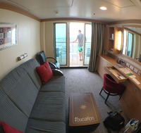 Deluxe Family Oceanview Stateroom 9608