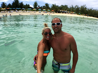 Castaway Cays Adults Only Beach - Serenity Bay