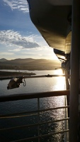 Sunrise - arriving in Ensenada on Saturday