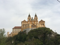 Gorgeous castles and monasteries along the Danube