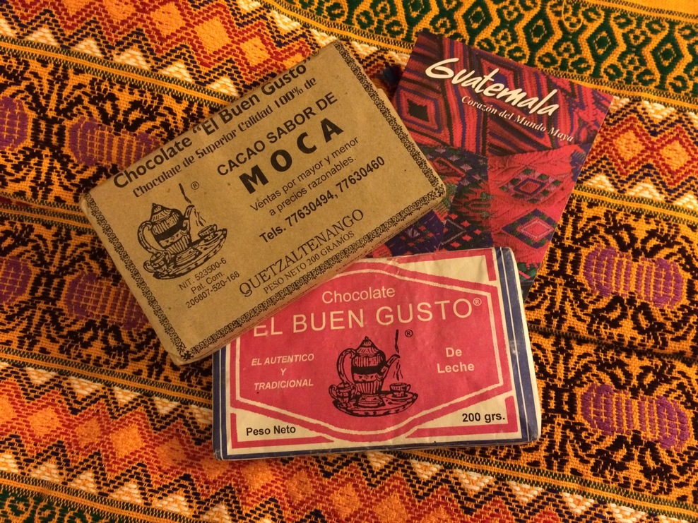 Guatemalan chocolate (cacao was discovered in Central America by ...