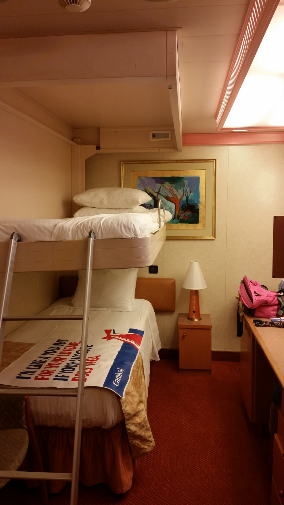 Cabin On Carnival Conquest Cruise Ship Cruise Critic
