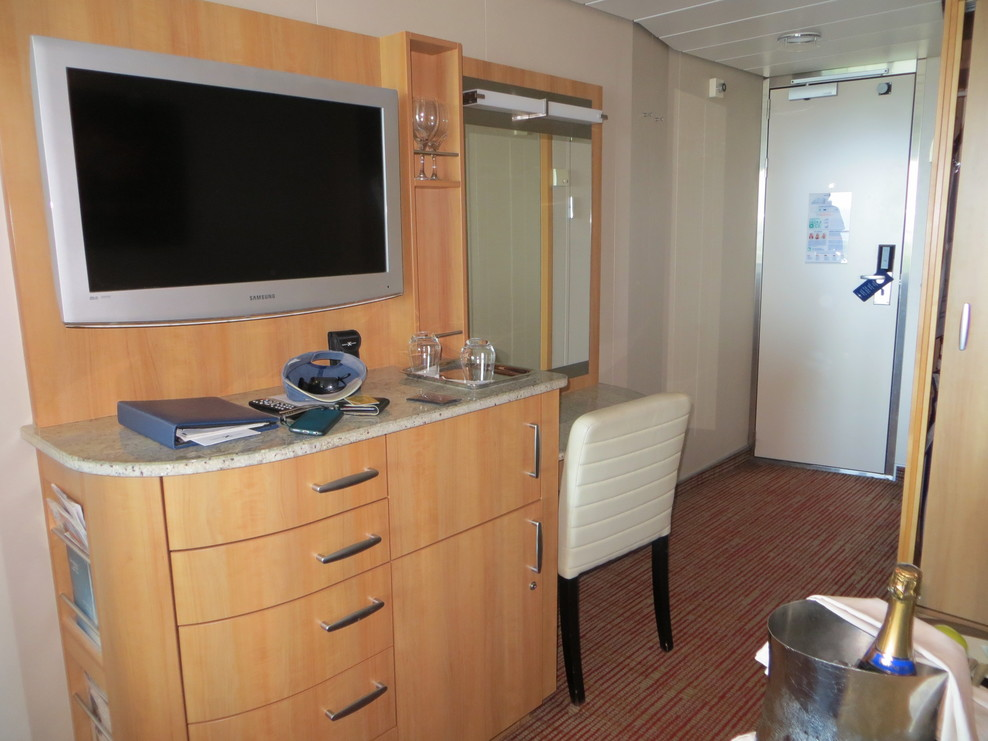 Cabin 9296 C2 Concierge