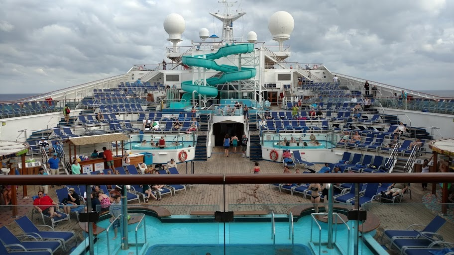 How Tall Is Carnival Conquest 2018 Height