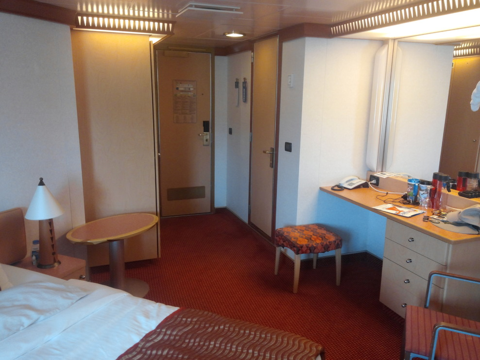 Best Rooms On Carnival Dream