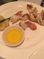 4 lobster tails.. Crown grille