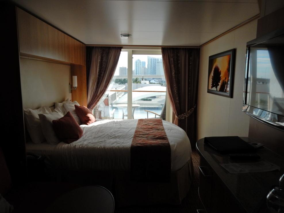 Celebrity Reflection Cabin 6232 - Category 2B - Deluxe ...
