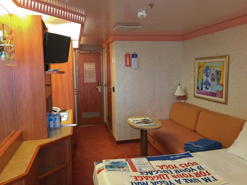 Best Room On A Cruise