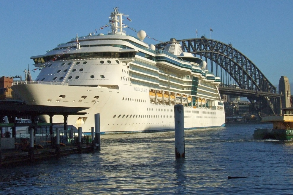 Norwegian Pearl Cruise Ship Expert Review Photos On