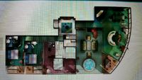This is the floor plan found on the NCL site