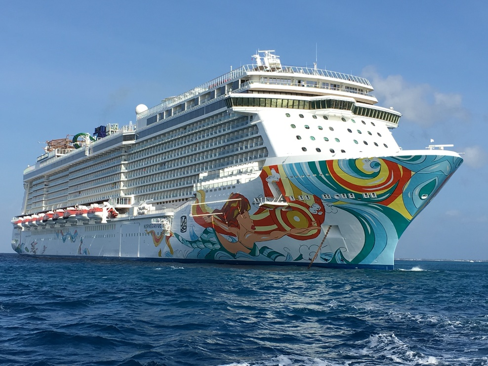 Ship on norwegian getaway cruise ship cruise critic for Ncl getaway