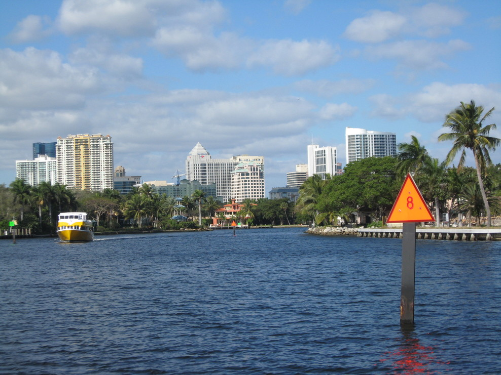 Ft. Lauderdale--called the The Venice of America; and for good reason