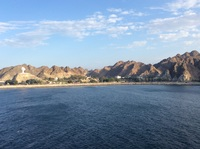 Muscat from the ship