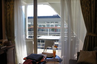 Our balcony Room