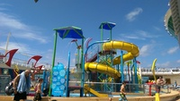 New water Play area