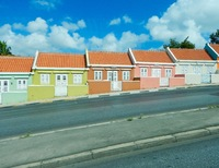 Curacao step houses