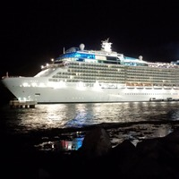 The beautiful Celebrity Eclipse!