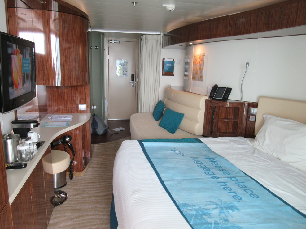 Cabin on norwegian epic cruise ship cruise critic for Cruise balcony pictures