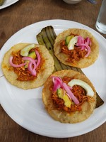 Salbutes. Picturesque and even more delicious than you imagine!