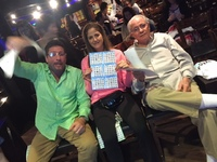 Bingo with family and winning!!!