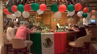 They had no problem celebrating Cinco de Mayo