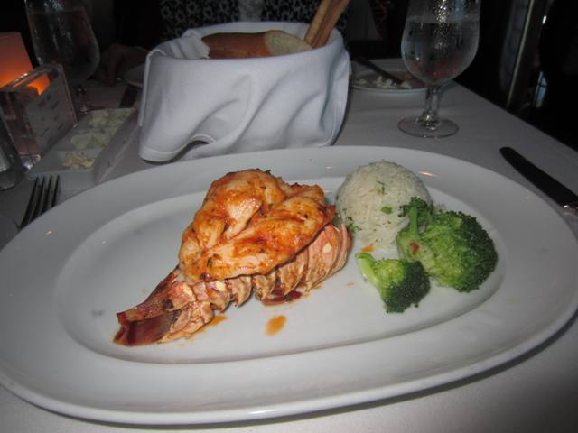 2nd Chic day's Lobster at Main dinning.