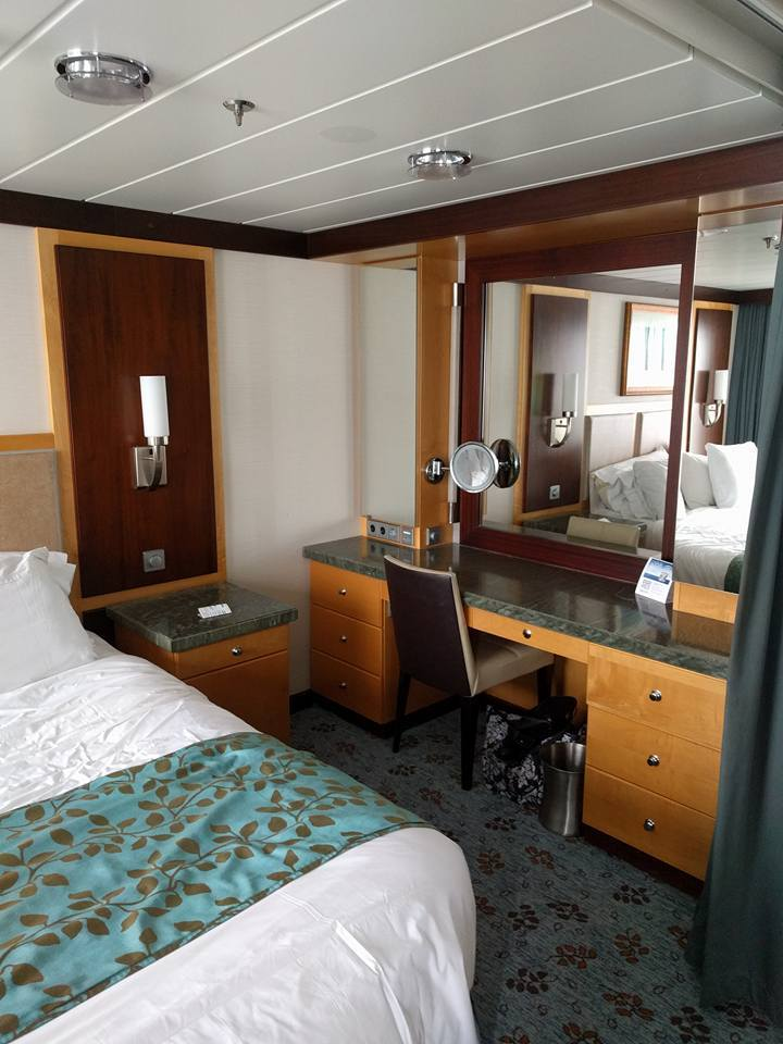 cabin on royal caribbean allure of the seas cruise ship