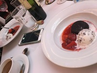 The Lava cake in Taste restaurant, delicious.