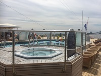 The Sea View Pool