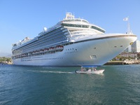 Crown Princess in Puerto Vallarta