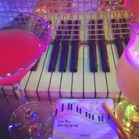 The Carnival Fascination Piano Bar