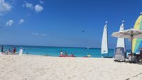 Beach at Westin Grand Cayman