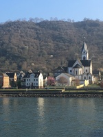 Views on the Rhine