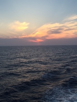 Love the Sunsets on Cruises!