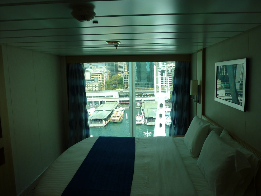 Cabin On Royal Caribbean Voyager Of The Seas Cruise Ship