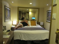 small #11 stateroom