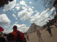 Chichen Itza. Great tour amazing hostory