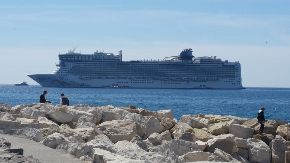 The Epic from the port of marseille