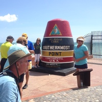 southern most point - Key West