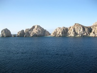 This is Cabo. We tendered to the port and were only there half the day