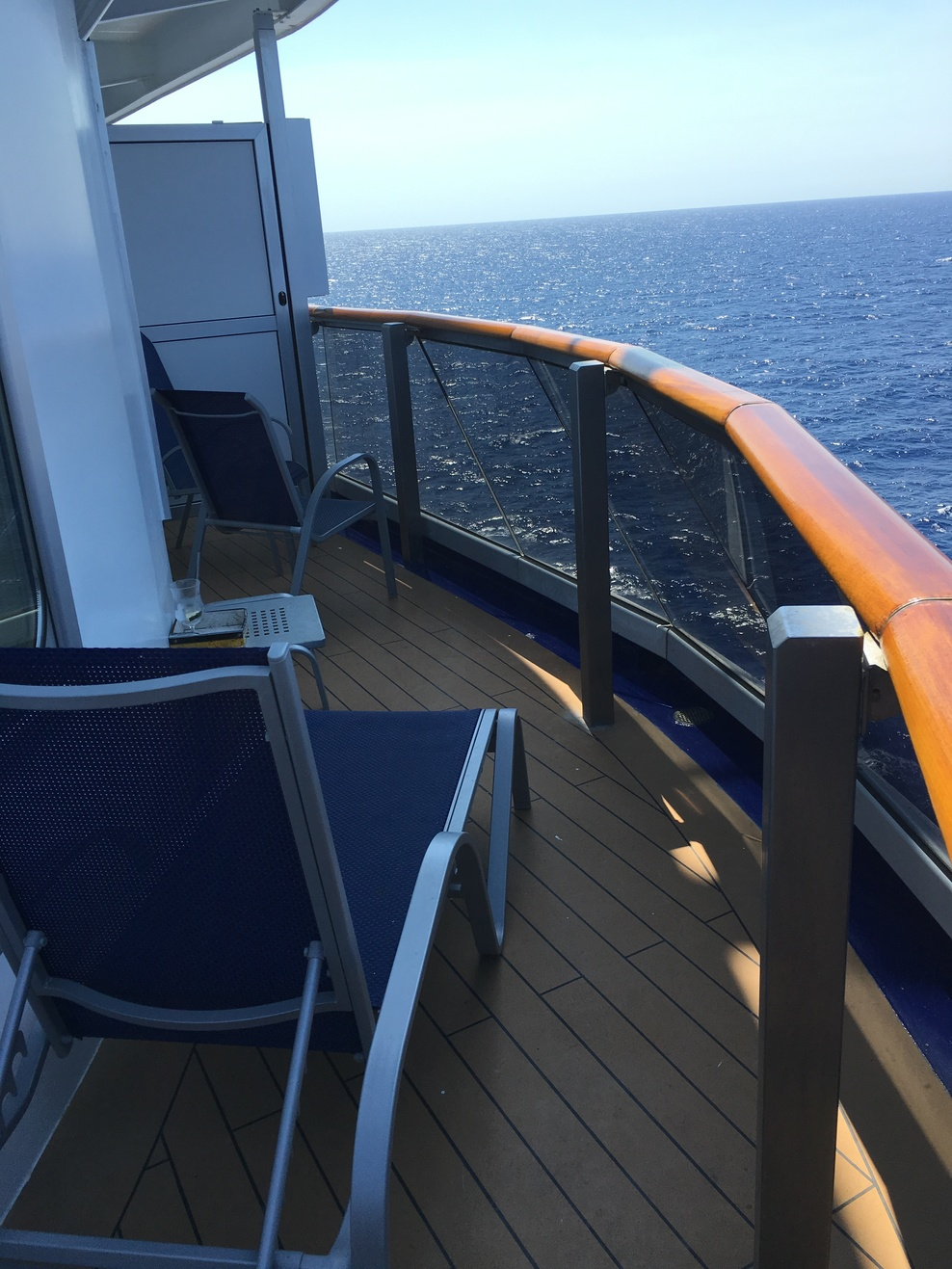 Cabin on carnival magic cruise ship cruise critic for Balcony in cruise ship