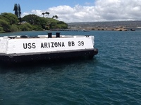 Tour of Pearl Harbor and Honolulu arranged for back to back cruisers