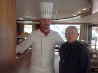 Me with Executive Chef